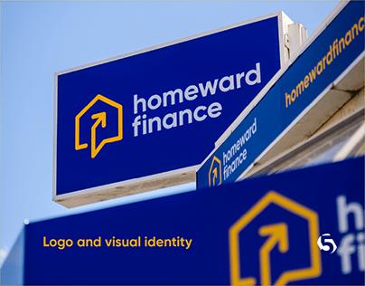Homeward Finance \\ Visual Identity
