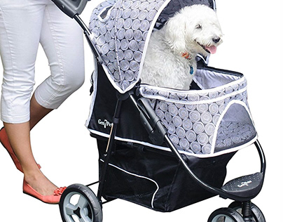 Small Dog Stroller 2020