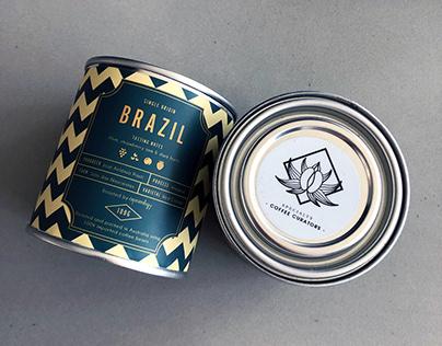 Espressology's Premium Brazil Single Origin Coffee