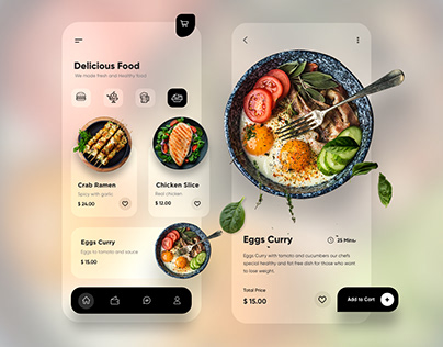 Food Web and App Design