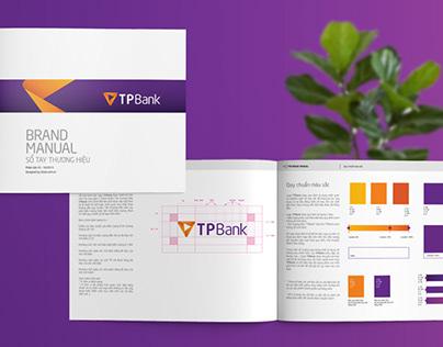 TPBank - Vietnam: Logo & Brand Identity