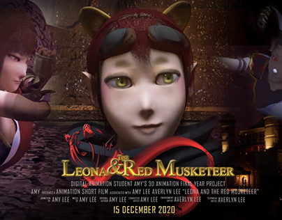 Amy Lee Sze Hwei - Leona & The Red Musketeer