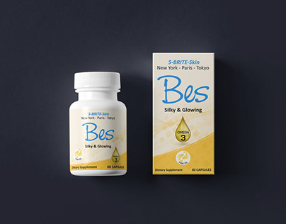 Package design for a nutritional supplement