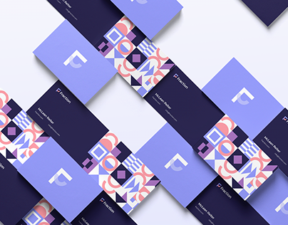 Fraction | Logo Design