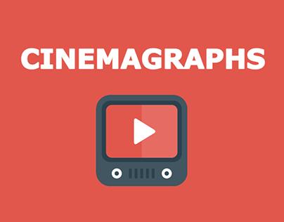 Cinemagraphs/Video loops