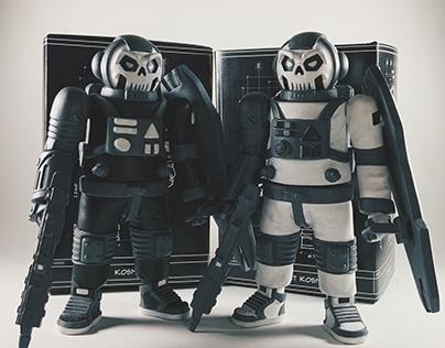Kosmo Art Toy