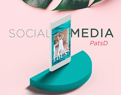 patsd. social media