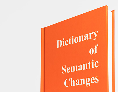 Dictionary of Semantic Changes