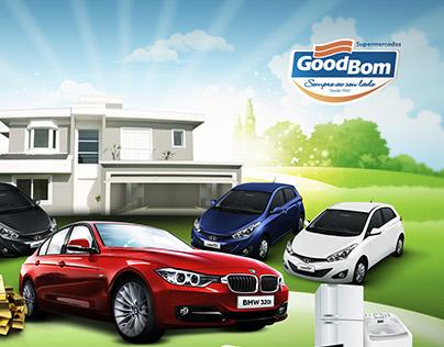Materials Projects | GoodBom Supermercados
