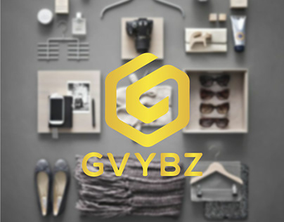 GVYBZ - A Fashion Brand Indentity
