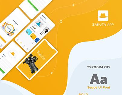 Zakuta App