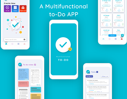 All in One To-Do App