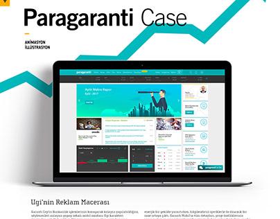 Garanti Bankası | Paragaranti Case