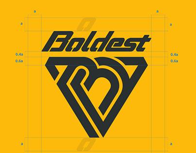 BOLDEST Apparel Brand Identity