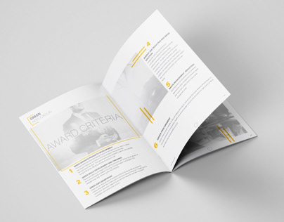 Brochure, company profile