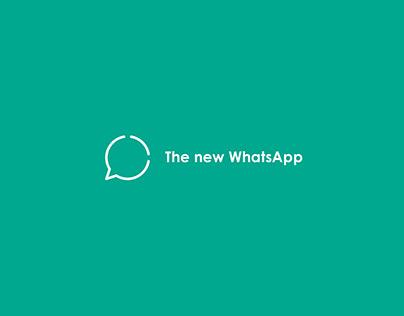 WhatsApp - Rebranding
