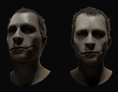 Cell 801 - Joker/Heath Ledger