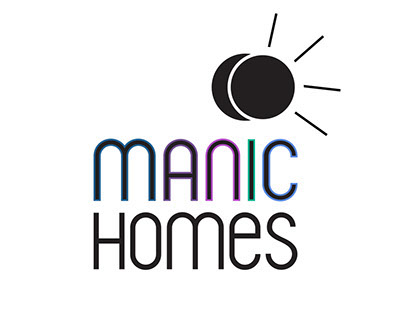 Logo Design for Manic Homes