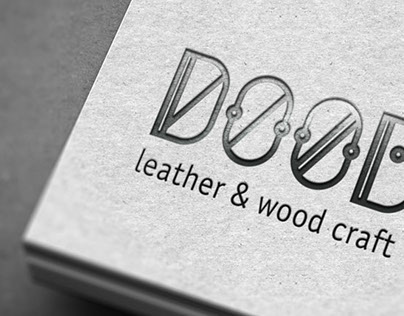 DOOB. Leather & Wood Craft