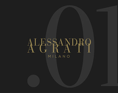 Alessandro Agrati website