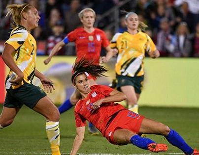 Soi kèo Mỹ vs Australia Bóng đá Nữ Olympics 2021