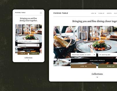 Dining App