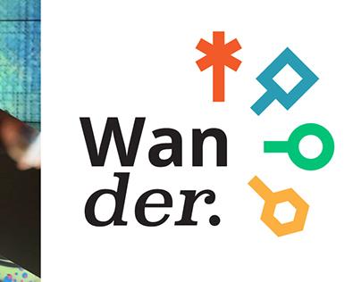 Wander - DIY Tourism