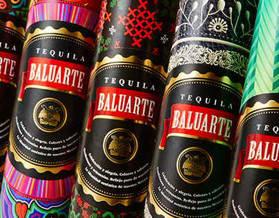 Tequila Baluarte Limited Edition Packaging
