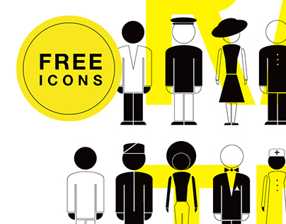 Strategy icons | Free web font