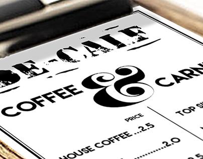 De-Calf: Coffee & Carne