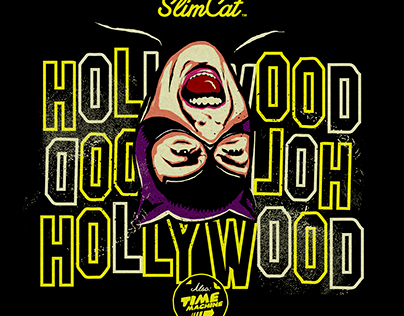 SlimCat™: Hollywood / Time Machine by Butcher Billy