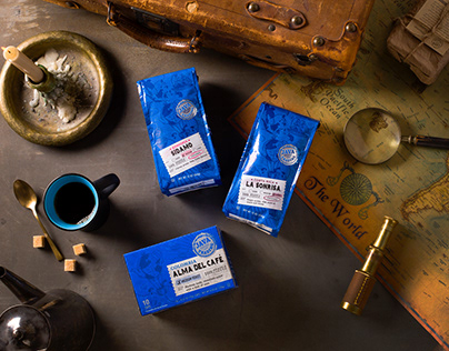 Coffee Packaging for Java Trading Co