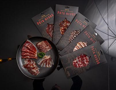 Design of packaging line for meat delicatessen