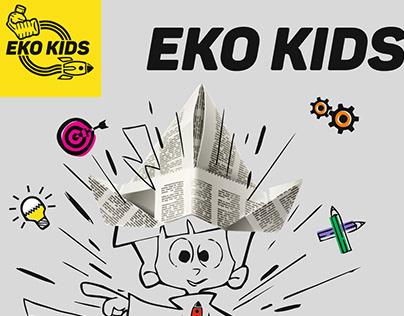 Branding and logo for EkoKids