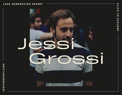 Jessi Grossi – Website