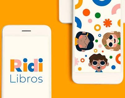 RIDI-App de lectura infantil