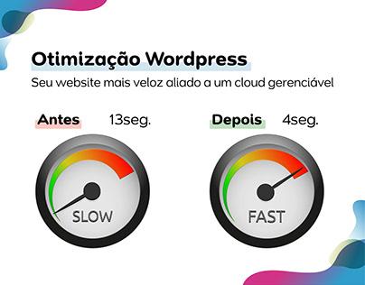 Otimização Wordpress e Cloud - Maxi Produtos