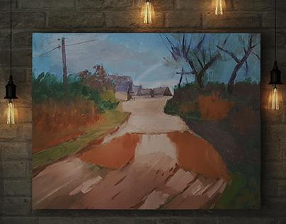 Droga na Ostrołęke