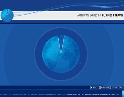 American Express Axiom - Web Design & Brand