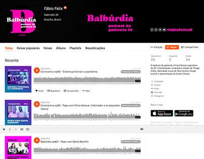 Podcast: Balbúrdia