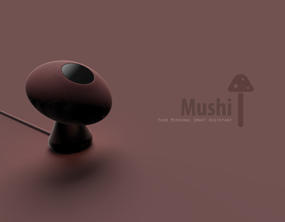 HEY MUSHI! - Smart Home Assistant Concept