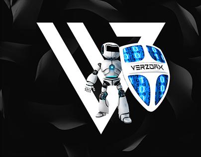 Verzdax Brand Identity