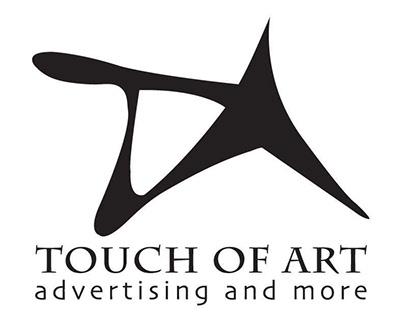 Social Media Advertising under Touch of Art