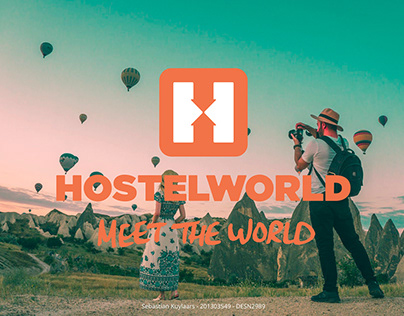 Hostelworld Project