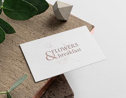 Flowers & Breakfast Logo