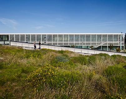 Pacific Center Campus Development – Amenities Building