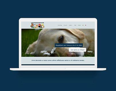 LovePetForever.com - Website