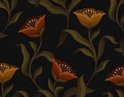 Budapest - Pattern