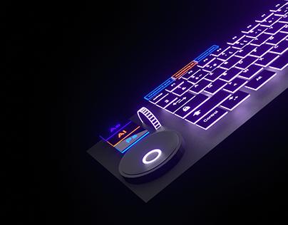 BWM BWM - Keyboard Design - Adobe