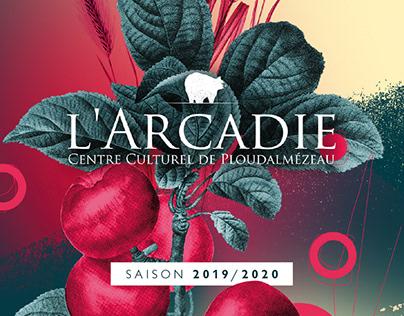L'Arcadie, centre culturel de Ploudalmézeau